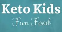 Keto Kids: Fun Food / Fun Keto Recipes from the Keto Kitchen help your kids be successful on the keto lifestyle in a carb filled world. Bon Appétit! Sue Hall is a Certified Ketogenic Living Coach, showing you how to take back control of your health and elevate your happiness!