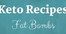 Keto Recipes: Fat Bombs / Keto Recipes from the Keto Kitchen to keep you on track with delicious food. Bon Appétit! Sue Hall is a Certified Ketogenic Living Coach, showing you how to take back control of your health and elevate your happiness!
