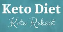 Keto Diet: Keto Reboot / Reprogramming your body into a fat-burning, muscle preserving machine starts with the Keto Reboot.
