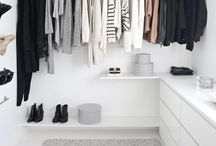 Organized (Closets, Shelves, Etc.) / storage and organization: shelving, containers, hangers, bookcases, etc. (because I am a messy person striving for an attractive life, with things in their places)