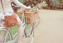 Petals & Pedals Novel Inspiration / Items of interest for a novel-in-progress