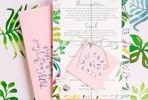 :: lettering & paper inspiration ::