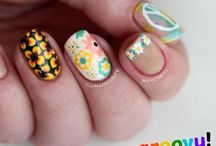 Manicurity - Nail Art / original hand painted nail art from Manicurity.com
