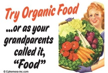 About Real, Local, Organic Food