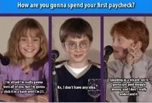 Harry Potter / by Jenna Miller