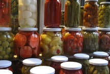 canning & preserving  / by Kellie Smith