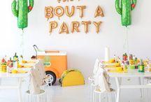 pretty party / like it's 1999.
