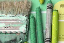 Colour pallet...