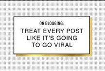Blogging & Internet Help
