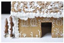 Create - Gingerbread houses / by annamelie