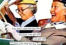 When I'm old...