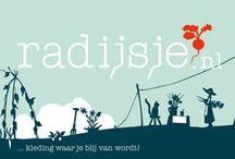 Radijsje.nl / Kleding waar je blij van wordt!