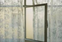 Steel windows and doors...