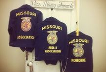 Agriculture / Keep calm and love the FFA. / by Holly Enowski