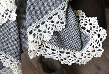 Create - Crochet edgings / by annamelie