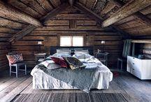 pretty cabin / someday...