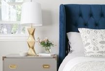 Bedroom / bedroom home decor and inspiration