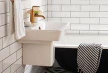 Bathroom / bathroom home decor, inspiration