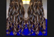 HairByJanet / Hair B: Janet Kammer  http://www.salonfoushee.com/staff/janet-kammer/
