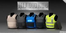 PPSS Bullet Resistant Vests / View the range of PPSS Bullet Resistant Vests