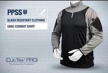PPSS Cut & Slash Resistant Clothing / View the range of PPSS Cut & Slash Resistant Clothing
