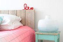 To sleep in fresh pastels...