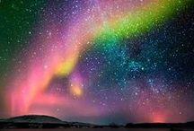 The aurora / northern lights