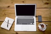 blogging & the web / by Alli Rense