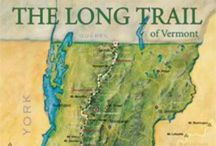 on the trail / a backpacking board / by Alli Rense