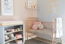 Interior Design For Expecting Parents / Prepping a space for young couples with a baby on the way.