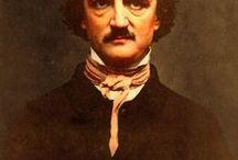 Edgar Allen Poe / Inspired By Edgar Allen Poe / by Dee Sheff