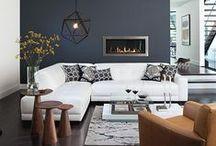 | living room - decor | / by Teresa Lang