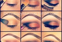 makeup / by Jenna Brooks