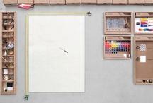 Studio / by Liz Clark