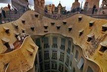 Building Exteriors / by Liz Clark
