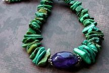 Crafts: Jewelry Making - Necklaces / all lovely things & inspiration for crafting jewelry & pretties