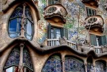 Balconies / by Liz Clark