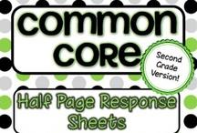 Common Core Standards/Activities / by Laurie Unzen-Adams