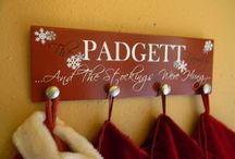 Holiday Decorations / by Padgett Snellgrove