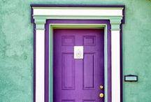 DECOR: Doors doors doors / by Danielle @ Red Peach Designs