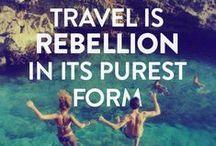 To Do's/Travel / by Emily Newton