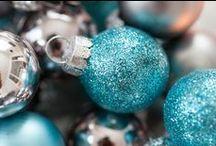 COLOR: Aqua/Turquoise / by Danielle @ Red Peach Designs