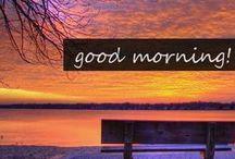 Buenos dias con Alegria