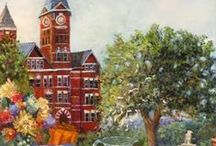 Auburn Artwork