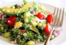 Salads / by Marlena Starbuck