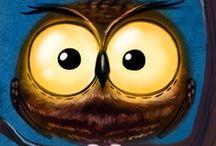 hoot hoot! / I need a #owl.
