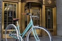 Bicyclette rétro - Vintage bike / Je me suis offert un beau vélo Trek Gary Fisher Simple City Stepthru et je magasine mes accessoires!