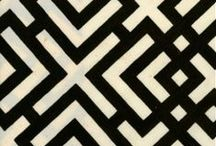 Textiles/Patterns/Prints / by Bailey Sears