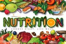 ❧ Nutrition ❧  /  Factoids, macronutrients, diet info