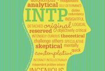 ⊰ INTP ⊱ / MBTI,  intp (I am 50/50 between sensing and intuition) w/ some j traits. No one is 100% one type, and many people fit differently as they age. Personality profiles, enneagram 5